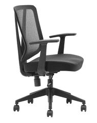 Hyle VRT.T081A-1 stol, črn