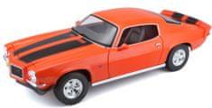 Maisto model Chevrolet 1971 Camaro Z/28 - pomarańczowy