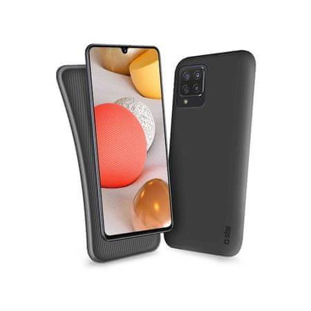 SBS ovitek za Samsung Galaxy A42 5G, črn