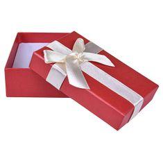 Jan KOS Czerwone pudełko na biżuterię AP-6 / A10