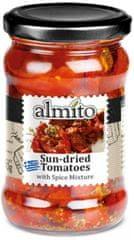 Almito Sušené paradajky so zmesou korenia 280g (bal. 6ks)