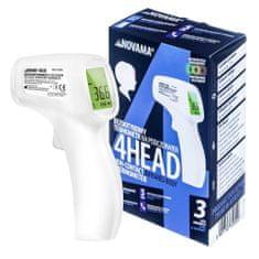 Novama 4HEAD HTD8813 Profesionalni brezkontaktni termometer