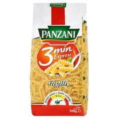 Panzani Fusilli semolínové cestoviny express. 500g (bal. 12ks)
