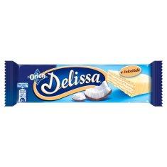ORION DELISSA oblátka s kokos.náplňou v bielej čokoláde 33g (bal. 30ks)