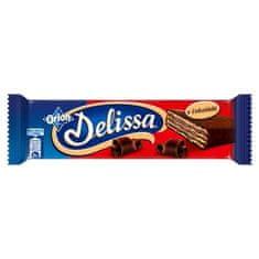 ORION DELISSA oblátka s kakaovou náplňou v hork.čokoláde 33g (bal. 30ks)