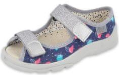Befado sandały dziewczęce Max 869Y144