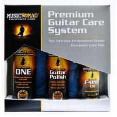 MusicNomad MN108 Premium Guitar Care System (5 Pak)- MN103,MN101,MN105,MN201,MN202