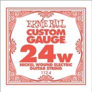 Ernie Ball 1124 .024 WOUND Single String