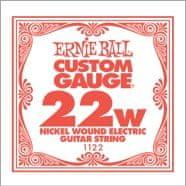 Ernie Ball 1122 .022 WOUND Single String