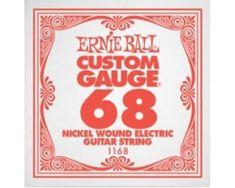 Ernie Ball 1168 .068 NICKEL WOUND