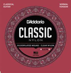 Daddario D'ADDARIO EJ27N Normal Tension - struny na klasickou kytaru