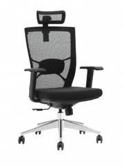 Hyle VRT.X3-56AM-1 stol, črn