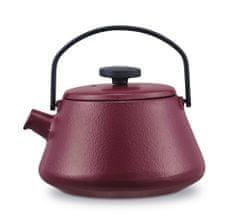 Brabantia Kanvica na čaj T-Time, červená