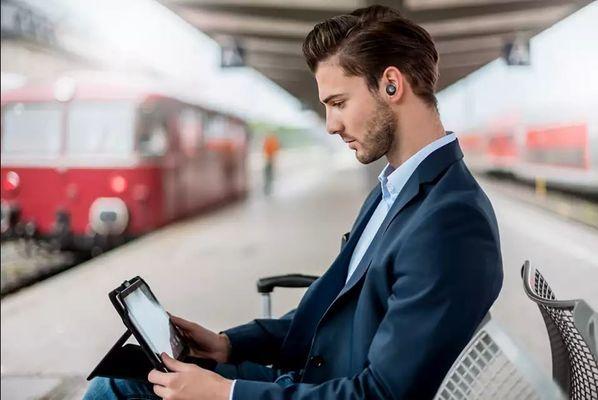 bezdrátová sluchátka do uší philips TAT8505 bluetooth 5.0 dosah 10 m 13mm měniče skvělý zvuk plný silných basů ipx4 voděodolná potuodolná výdrž 6 h na nabití nabíjecí box pro 3 plná nabití mikrofon pro handsfree ovládání na sluchátkách anc technologie pro aktivní potlačení okolních hluků hlasový asistent
