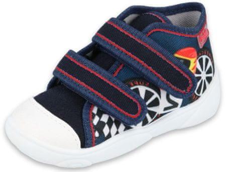 Befado fiú sportcipő Maxi 212P061, 26, sötétkék
