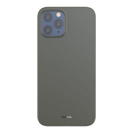 BASEUS Wing ovitek za iPhone 12 Pro Max črna