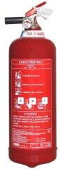 Hastex Hasicí přístroj třídy F na tuky 2 litry MBK13-020