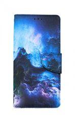 TopQ Puzdro Xiaomi Redmi Note 9 Flipové Obloha 54516