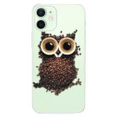 iSaprio Plastový kryt - Owl And Coffee pro Apple iPhone 12