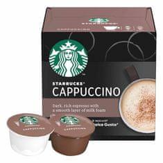 Starbucks Cappucino by Nescafe, kapsule za kavu, 120 g, 3/1