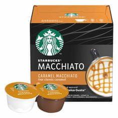 Starbucks Caramel Macchiato by Nescafe, kapsule za kavu, 127,8 g, 3/1