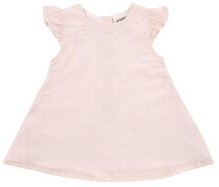 Jacky 3911450 Haljina za djevojčice kratkih rukava Classic Girls,roza , 68