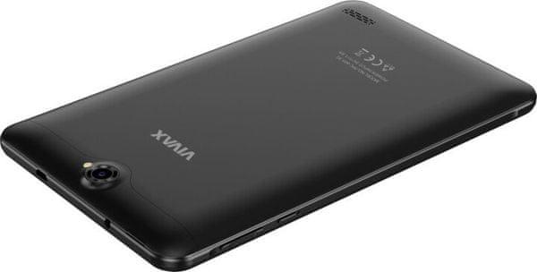 Tablet Vivax TPC-805 3G, nastavení pro děti, ochrana očí