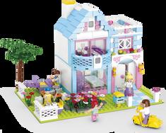 Sluban Girls Dream M38-B0535 Rodinný dům