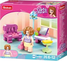 Sluban Girls Dream M38-B0800C Obývák