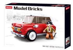 Sluban Model Bricks M38-B0706B Mini vůz