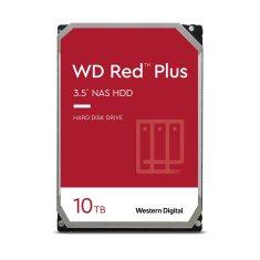 WD Red Plus trdi disk, 10 TB, SATA3, 5400 rpm, 256 MB (WDCHD-WD101EFAX)