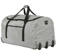 TRAVEL Z Foldable Wheelbag Grey
