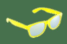 Kašmir WAYFARER WR13 žluté - skla zrcadlová