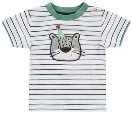 Jacky 1211230 Leopardy fantovska majica, bela, 62