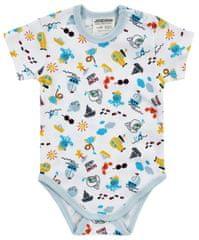 Jacky chlapecké body z organické bavlny Ocean Child 1511310