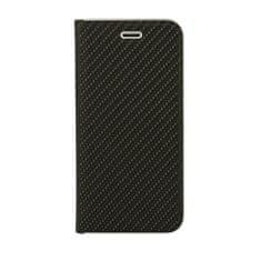 Havana Premium ovitek za iPhone 12 Pro Max, preklopni, črna