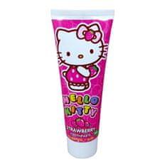 VITALCARE CZ Zubná pasta - gél s jahodou príchuťou Hello Kitty 75 ml
