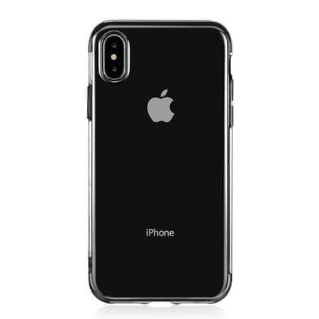 Elegance ovitek za iPhone 11, silikonski, prozoren