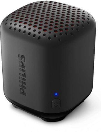 Philips bežični zvučnik TAS1505, crni