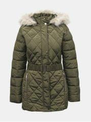 Dorothy Perkins Tall khaki zimní prošívaná bunda