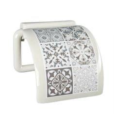 """IDEA Držák na toaletní papír """"patchwork"""""""
