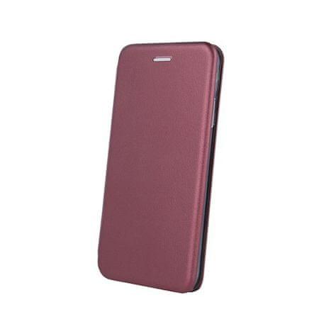 Havana Premium Soft ovitek za LG K22, preklopni, bordo rdeč
