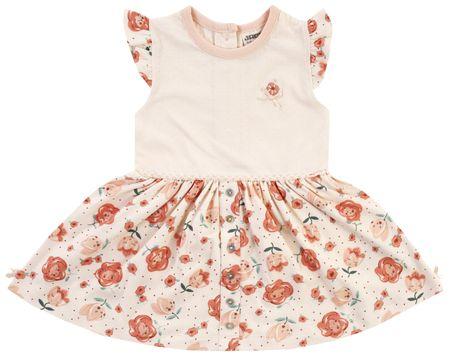Jacky haljina za djevojčice Midsummer 3911260, 74, bež
