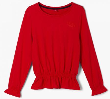 s.Oliver koszulka dziewczęca XL czerwona