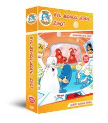 Byl jednou jeden život (remasterovaná verze - 6x DVD) - DVD