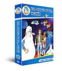 Byl jednou jeden vesmír (remasterovaná verze - 6x DVD) - DVD