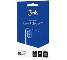 3MK Hybridní sklo Lens ochrana kamery pro Xiaomi Mi 10T, Mi 10T Pro (4ks)