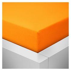 Top textile Jersey plachta Standard oranžová pomaranč 180x200
