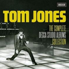 Jones Tom: The Complete Decca Studio Albums (17x CD) - CD