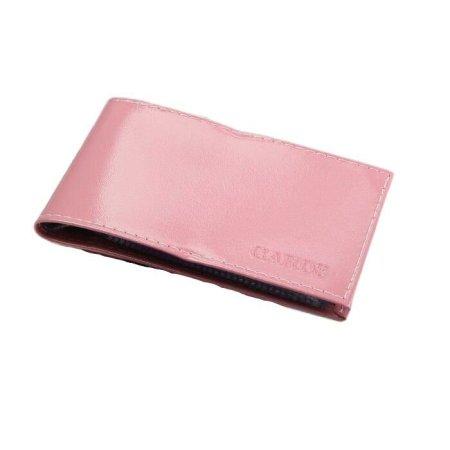 Kraftika Posiadacz karty poziome, 10 kart, kolor różowy